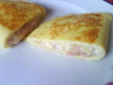 Omelete Recheado Especial