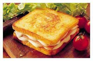 Sanduíche Francês – Croque Monsieur