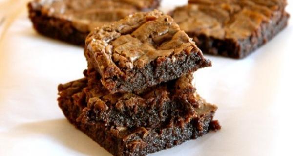 Brownie de Nutella?