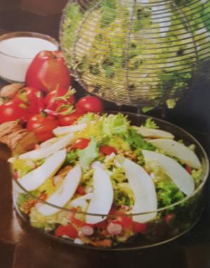 Salada Sofisticada