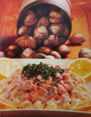 Salada de Vôngole