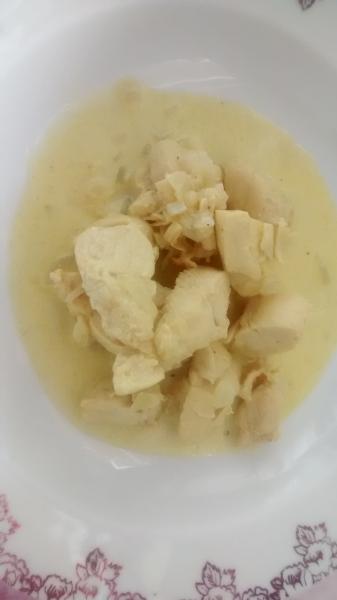 Frango com Curry