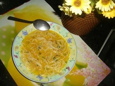 Sopa de Proteína de Soja