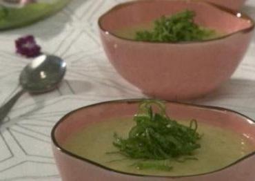 Sopa de Batata para o inverno