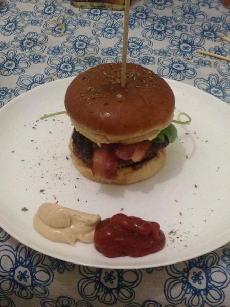 Hambúrguer dos Deuses