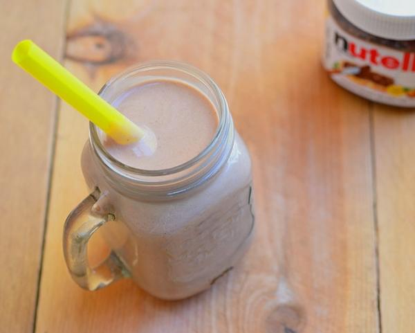 Smoothie de Nutella