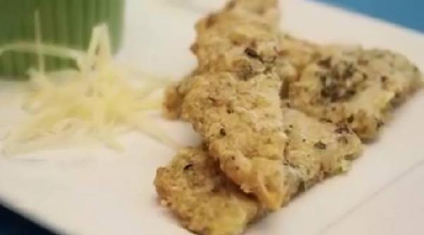 Breadsticks de Quinoa sem Glúten