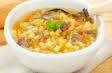 Sopa de legumes com cream cheese light