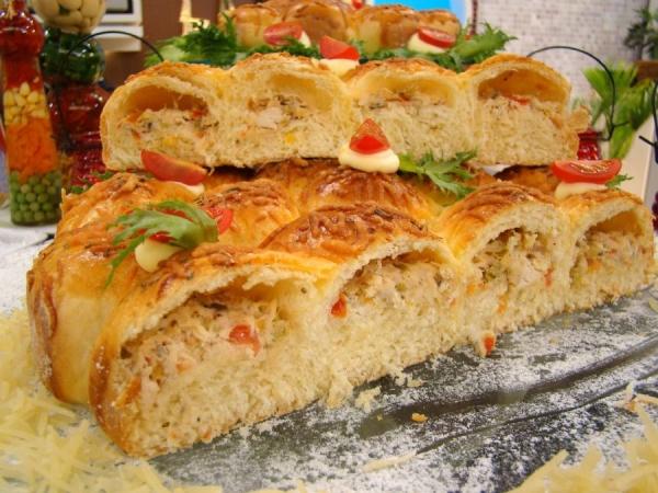 Pão Bolinha Delicioso