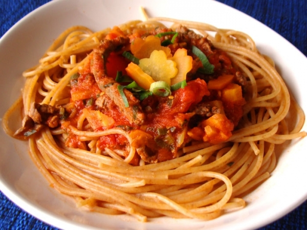 Espaguete da Fazenda