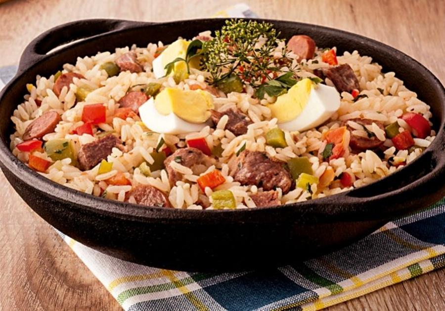Culinária Gaúcha - arroz carreteiro
