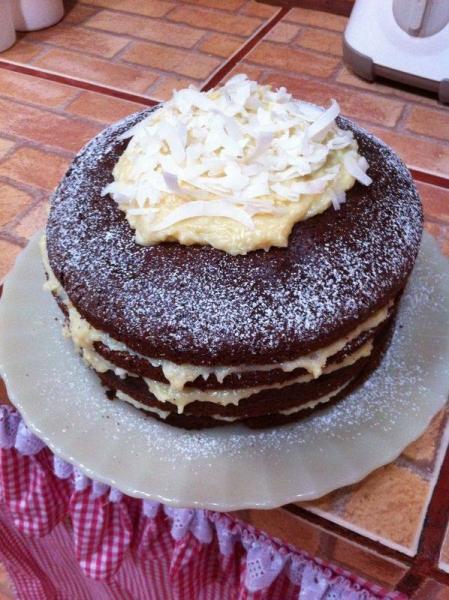 Naked Cake de Prestígio