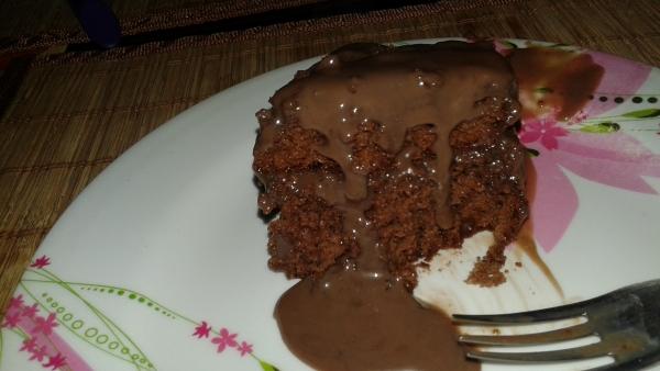 Bolo Nega Maluca/Chocolate