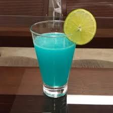 Suco lagoa azul