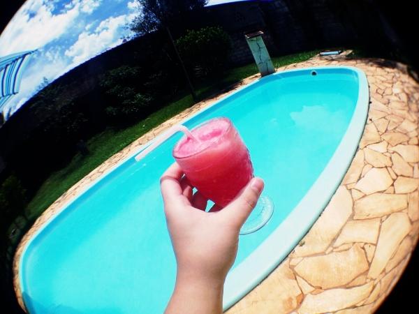 Soda italiana de melancia