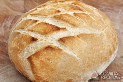 Receita De Pão Caseiro Simples E Fácil Ana Maria Brogui