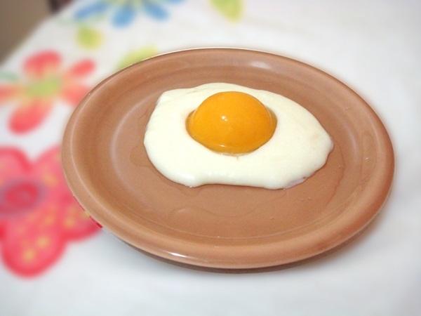 Sobremesa ovo frio