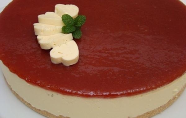 Cheesecake romeu e julita