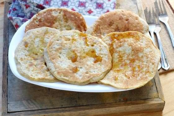 Pancake Fácil sem Glúten