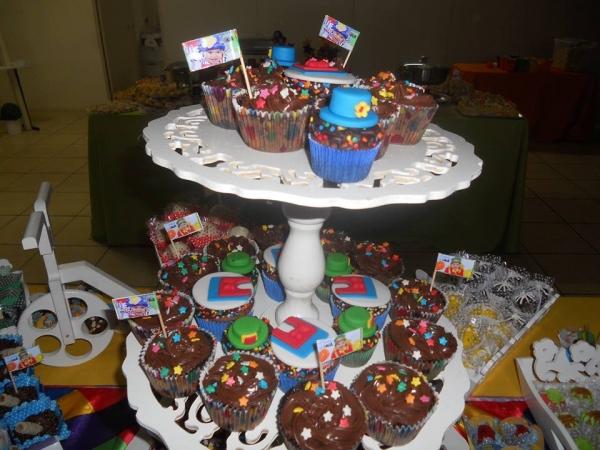 Cup Cake de Chocolate