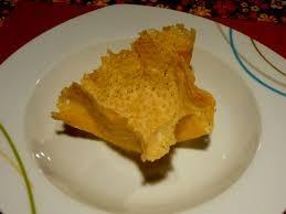 Casquinha de queijo com pimenta