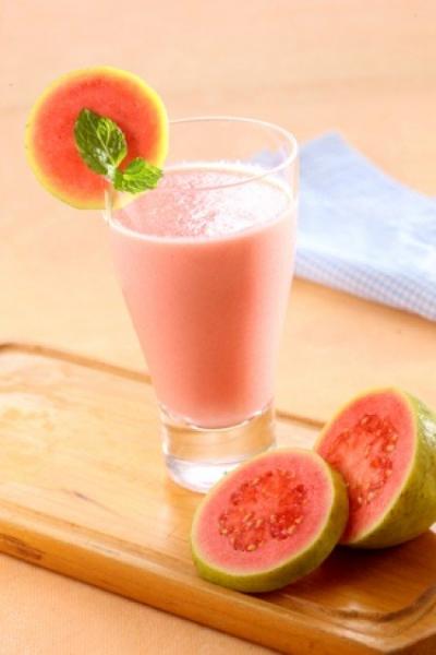 Milk Shake de Goiaba