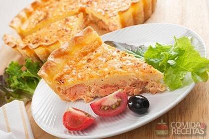 Pastelão de peixe