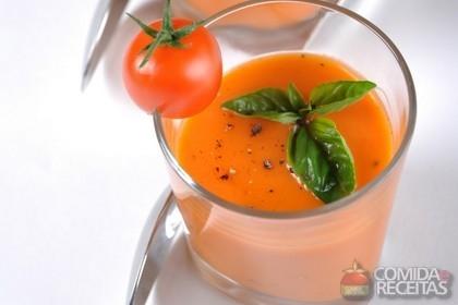 Batida de tomate especial