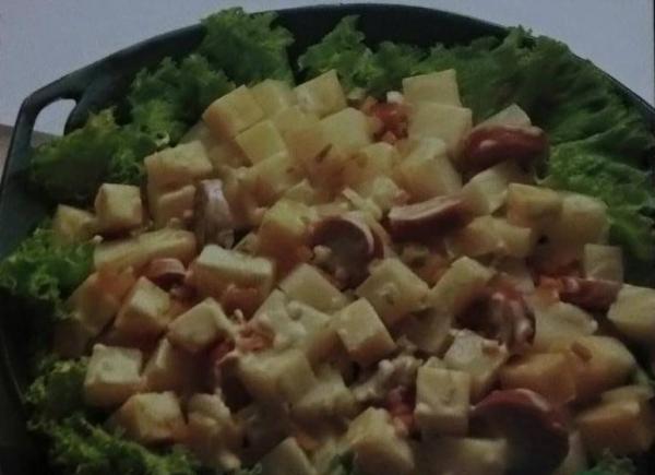 Salada Alemã
