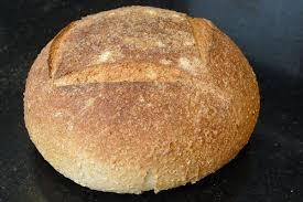 Pão simples de milho