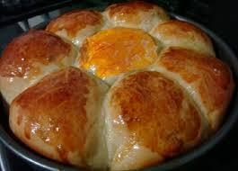 Pão especial de laranja