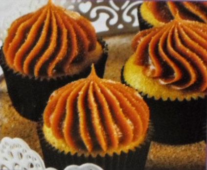 Tem Na Web - Receita de Cupcake de Churros