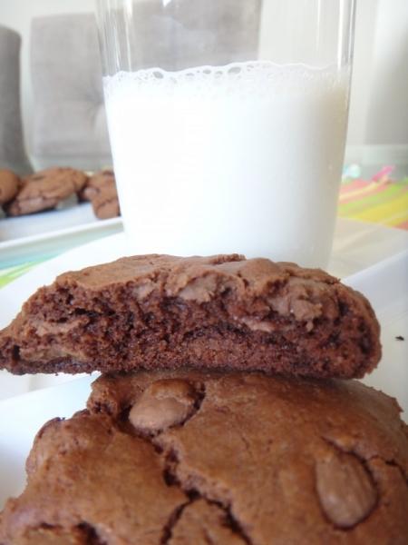Cookies de nuttela