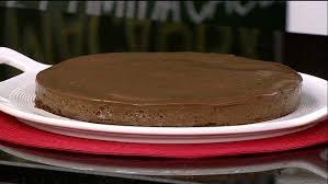 Bolo de chocolate ligth