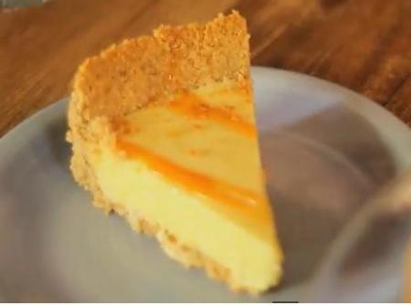 Torta de Leite Condensado